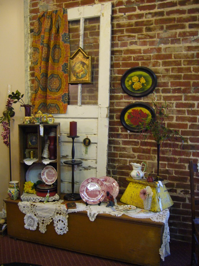 Antique Shop Vignette