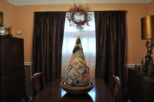 Vintage Quilt Christmas Tree