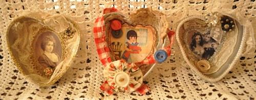 Altered Heart Jello Molds