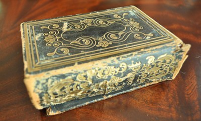 Antique Prayer Book