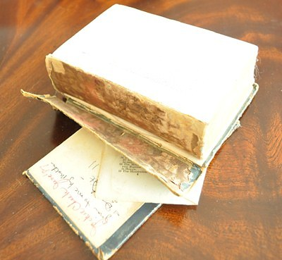 Antique Prayer Book