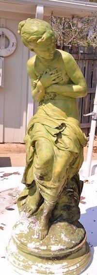 Plaster Goddess