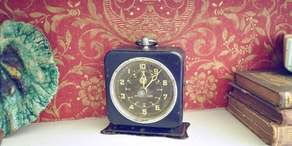 Vintage dark room timers