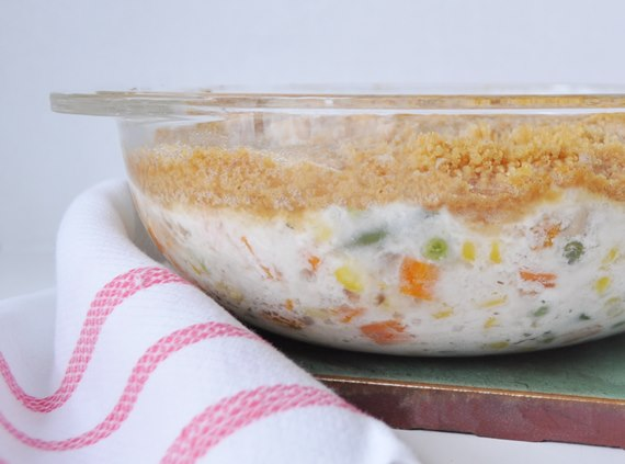 Social Grill Vegetable Casserole Recipe : Just Vintage Home