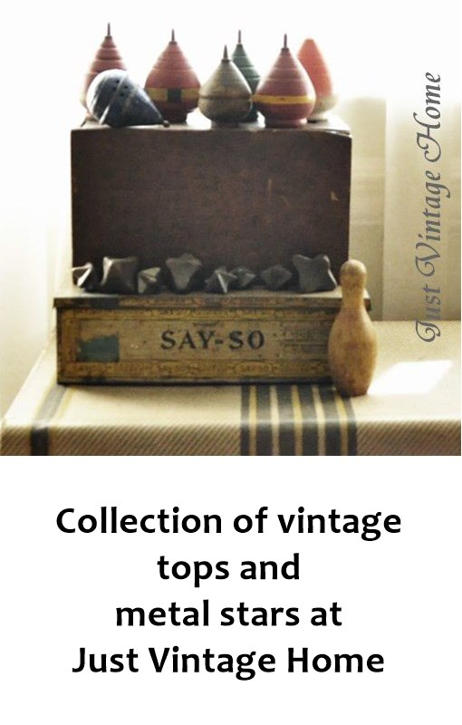 Collection of vintage tops