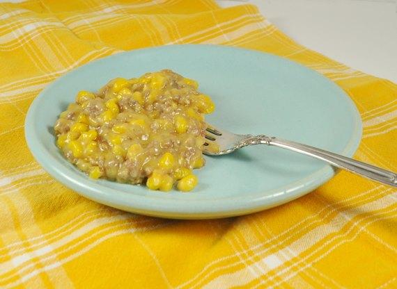 Recipe for Golden Beef Casserole