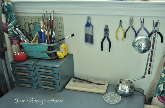 Craft Room Work Table