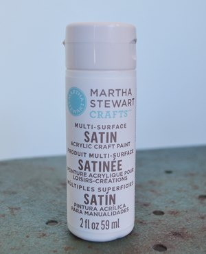 Martha Stewart multi surface paint