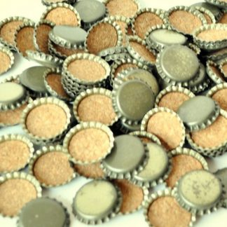 50 Unused Bottle Caps