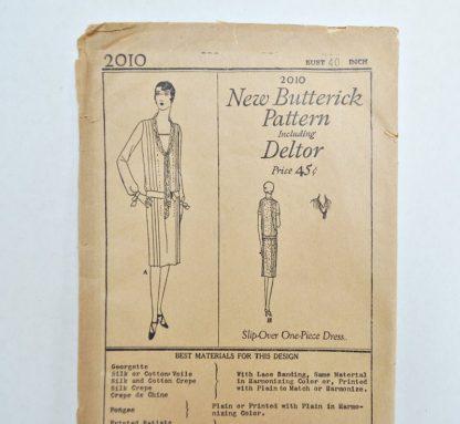 Flapper Dress Pattern