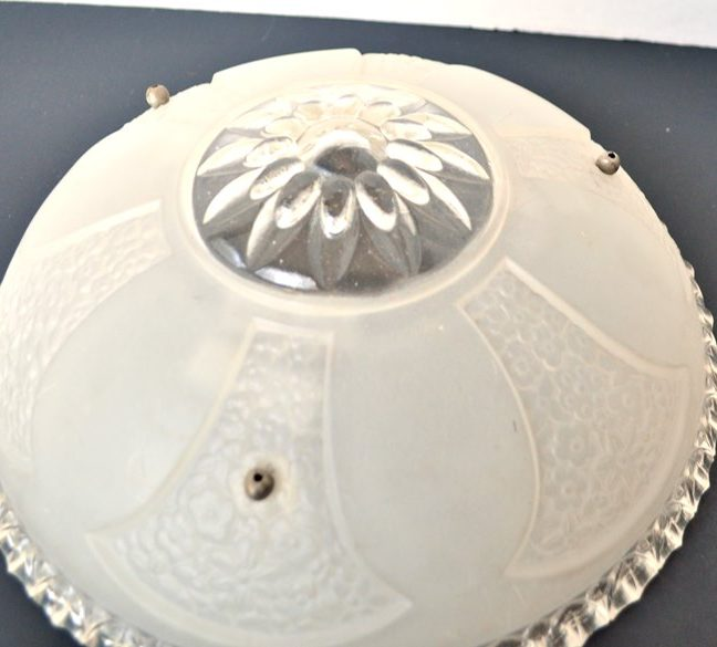 Art Deco Ceiling Shade