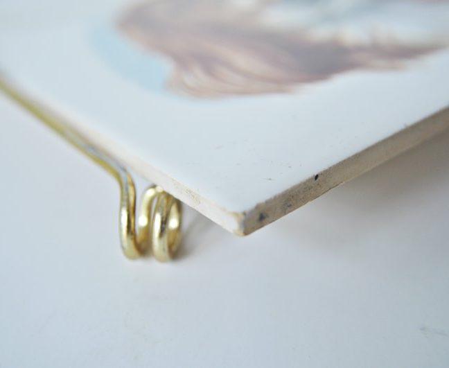 Villeroy and Boch Tile - Springer Spaniel