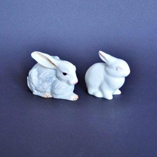 Goebel Bunny Figurines