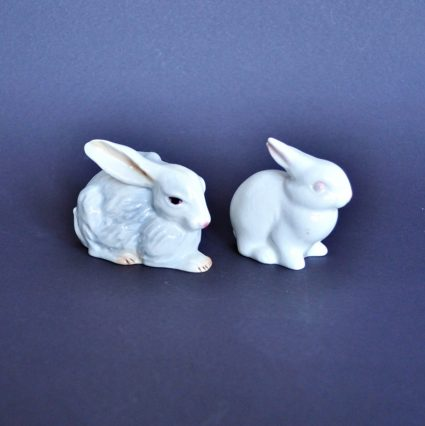 Goebel Bunny Figurines