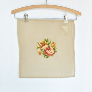 Preworked Needlepoint Canvas