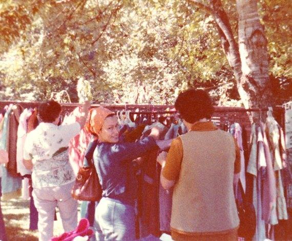 1974 Yard Sale