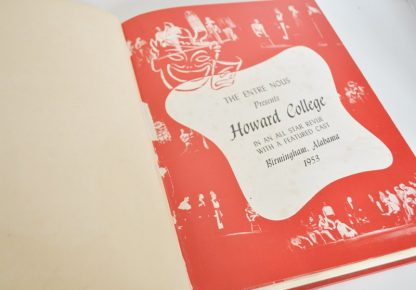 1953 Howard College Yearbook - Samford University, Birmingham, Alabama