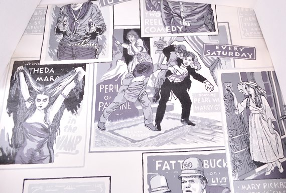 Silent Movie Wall Paper