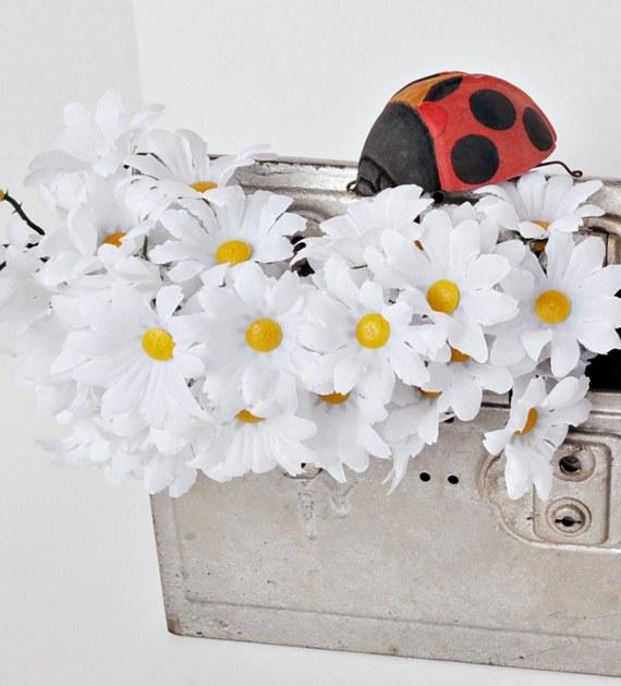 Daisy and Ladybug Tool Box