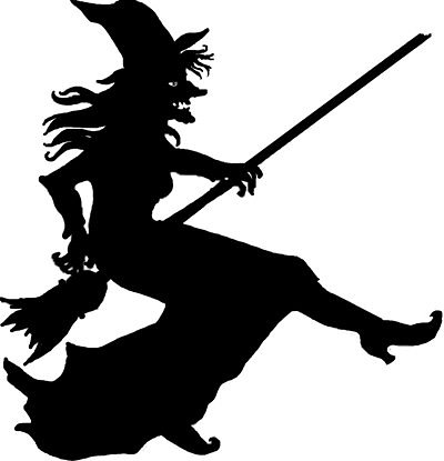 Graphics Fairy Witchy