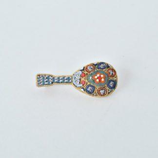 Italian Mosaic Pin