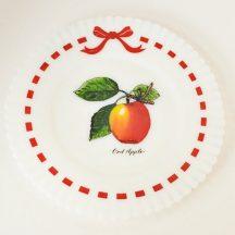 Monax Petalware Apple Plate