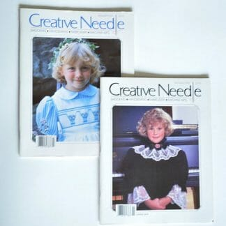 Creative Needle Back Issues 1991