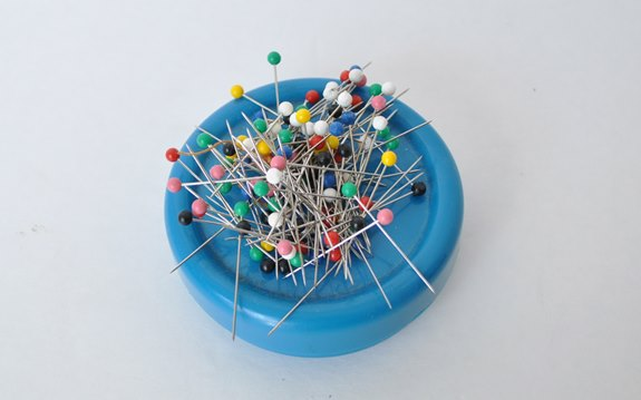 Magnetic Pin Holder