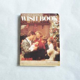Sears Wish Book 1989