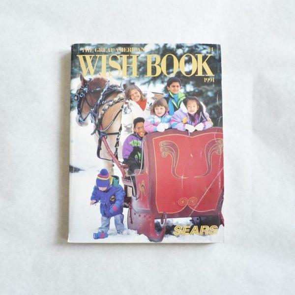 Sears Wish Book 1991