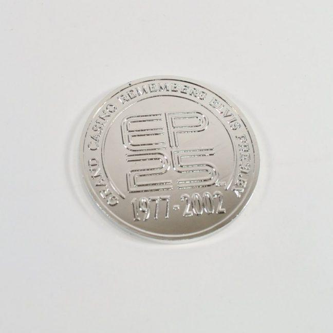 Grand Casino Elvis Coin
