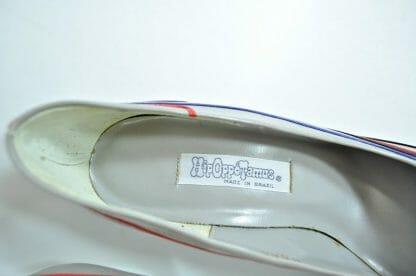 Vintage 1980s Shoes - Hipoppotamus Brand, Size 8-1/2 AA