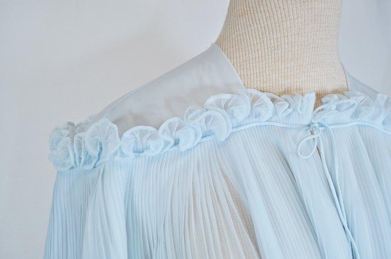 1950s Vanity Fair Bed Jacket