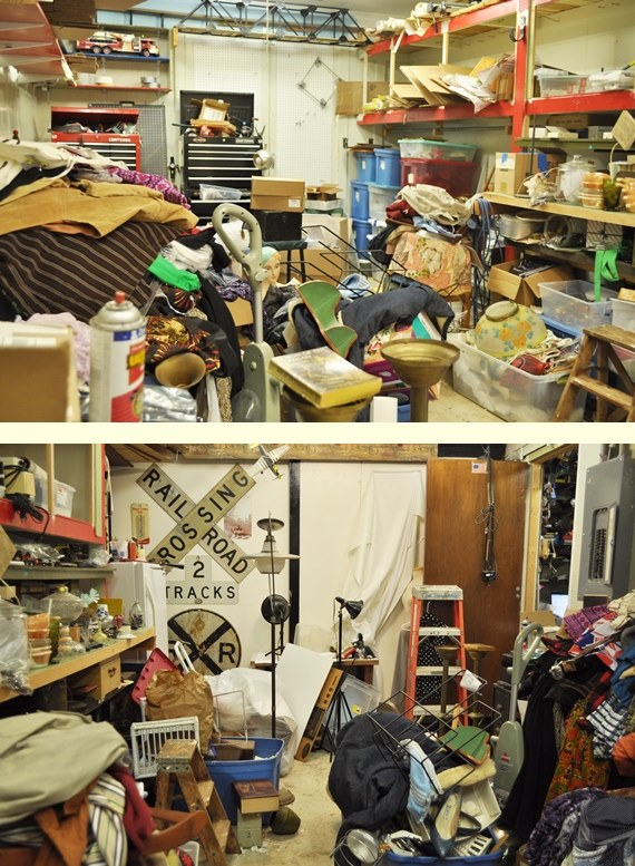 Junky Inventory Room