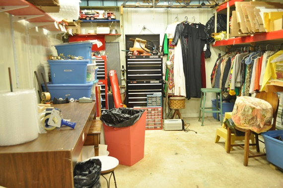 Organizing Online Store Inventory