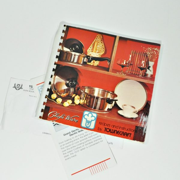 Chef's Ware Cookbook