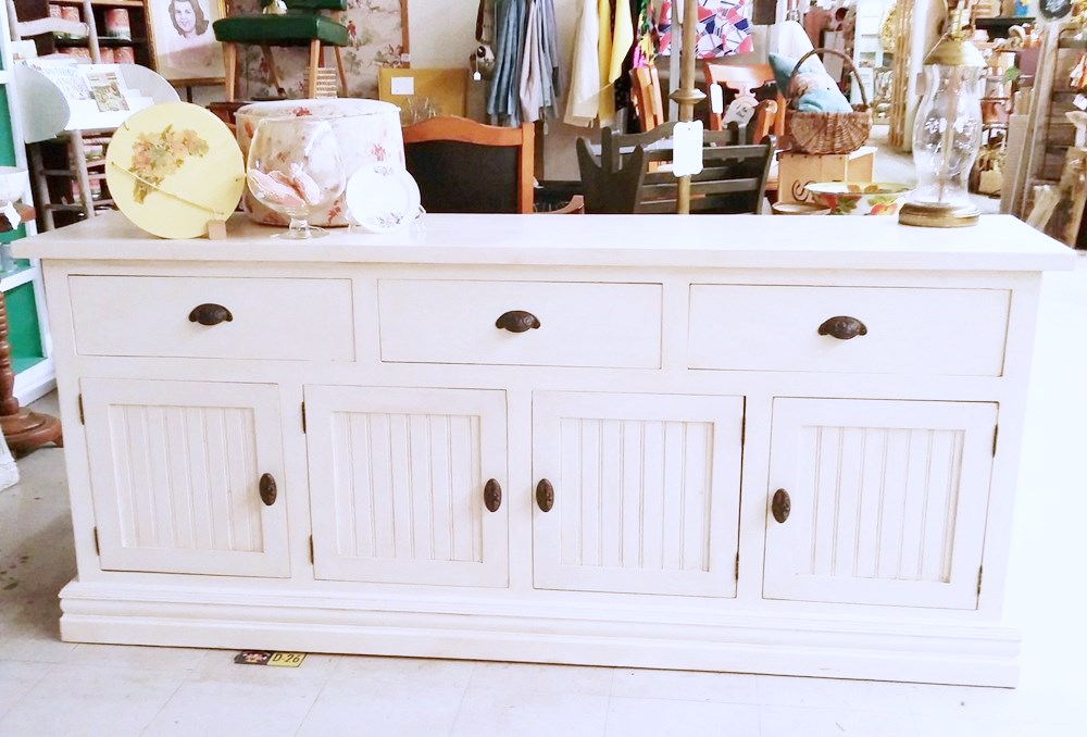 Hand built sideboard