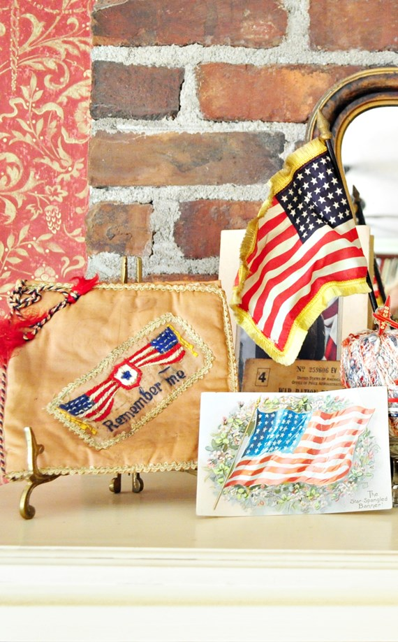 The 4th of July Decorations Featuring a Patriotic Collection