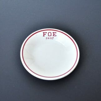 Fraternal Order Of Eagles restaurant ware bowl