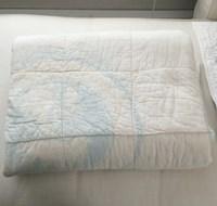 Flour sack quilt