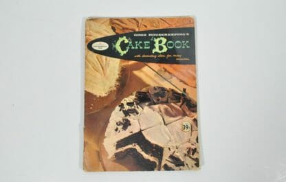 1958 Good Housekeeping Cakes Cookbook