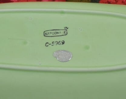 Napcoware mark and label