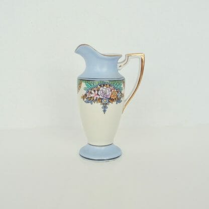 "6"" Art Deco Noritake creamer dating from the 1920's-1940's"