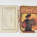 1906 Metropolitan Magazines - April and December