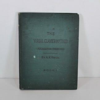 Virgil Clavier Piano Method Book 1