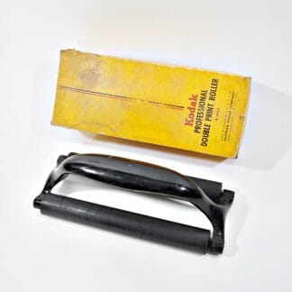Vintage Kodak double print roller