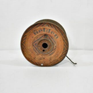 Industrial wire spool