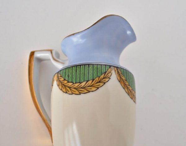"6"" Art Deco Noritake Creamer"