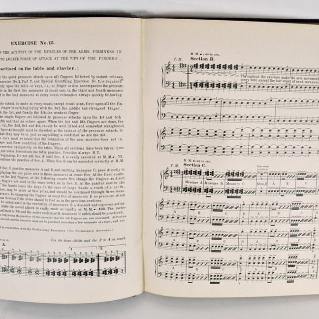 Virgil Clavier Piano Method Book 1