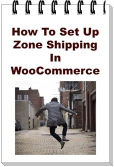 How to set up zone shipping in WooCommerce